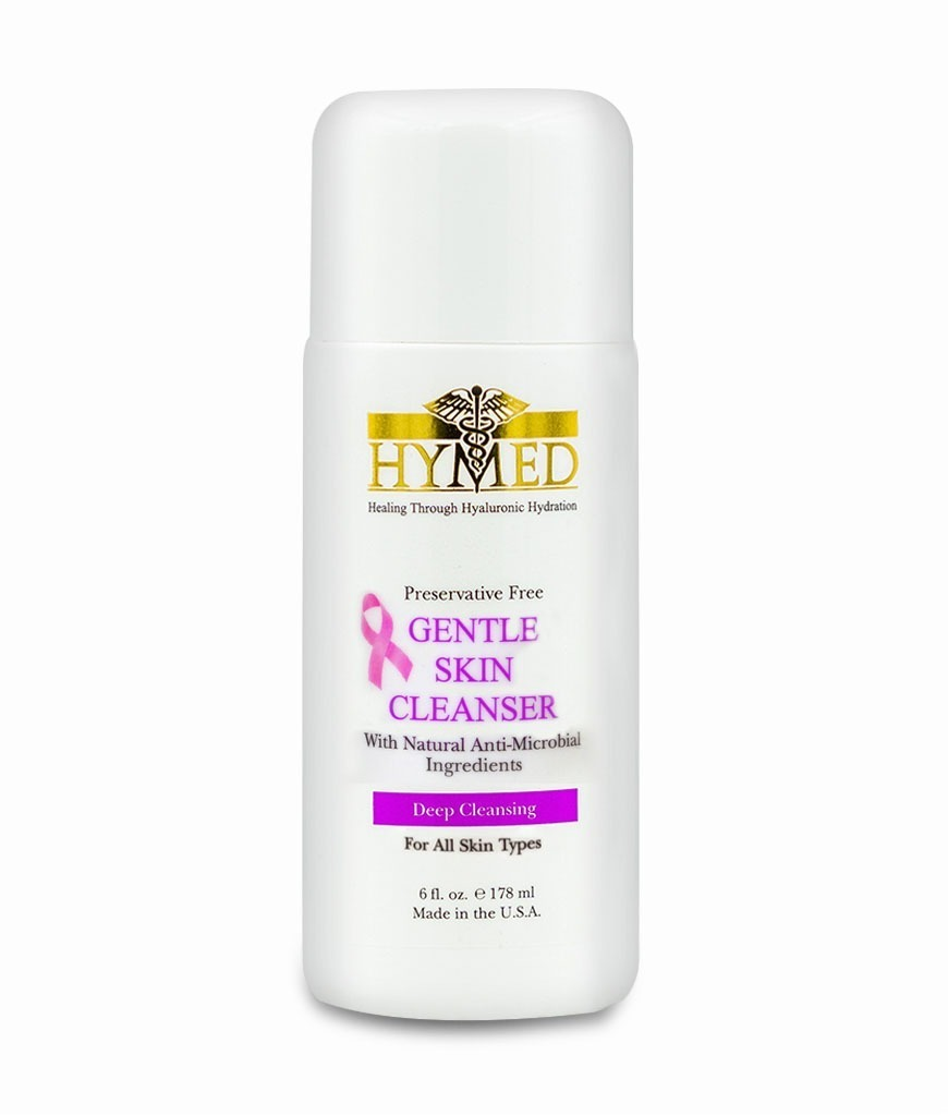 Gentle Skin Cleanser with HA (for cancer centers)