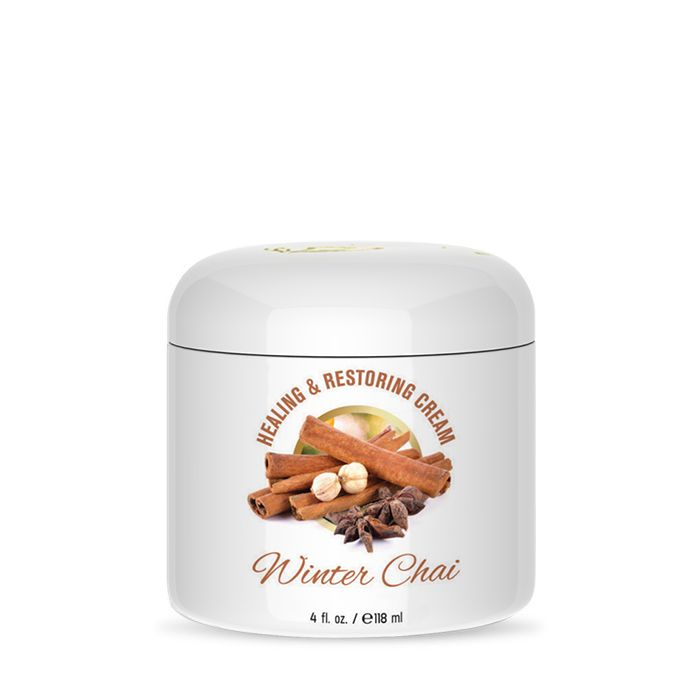 Healing & Restoring Cream - Winter Chai