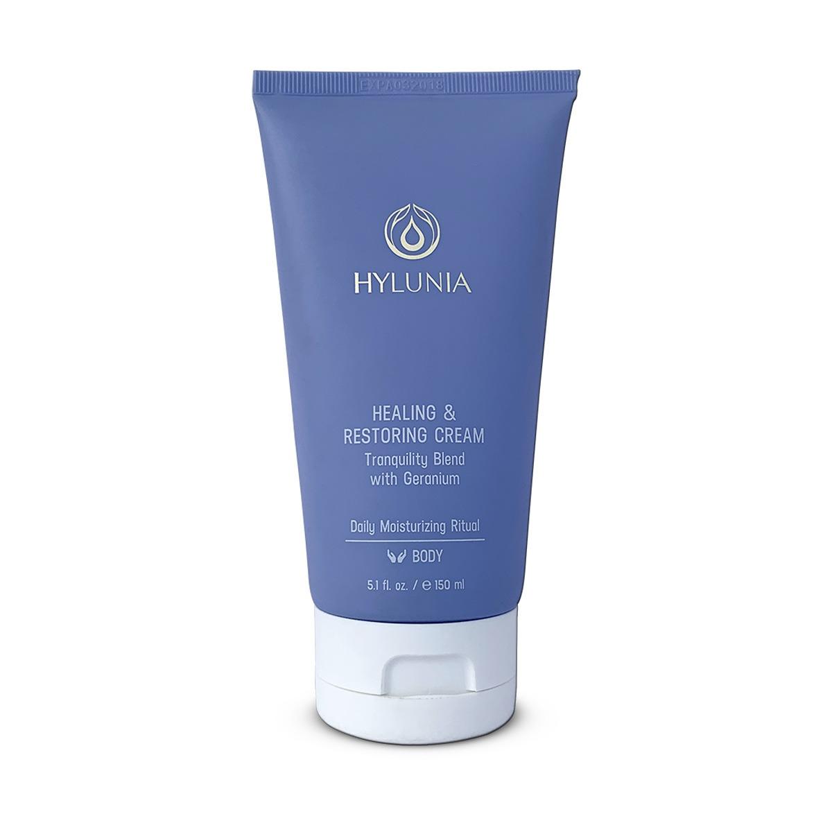 Healing & Restoring Cream - Tranquility Blend Geranium