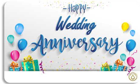 Happy Wedding Anniversary!