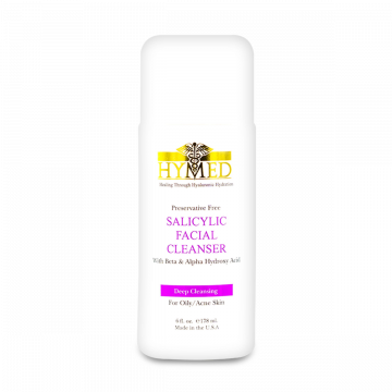 Salicylic Facial Cleanser