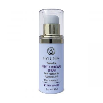 Nightly Renewal Serum with Retinol