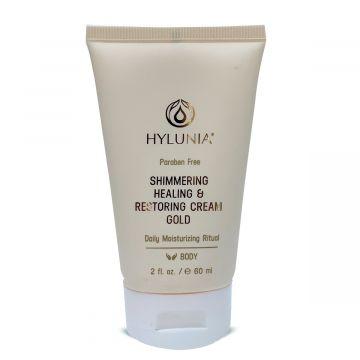 Shimmering Healing & Restoring Cream - Gold