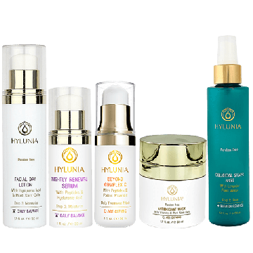 Hylunia Ageless Beauty Bundle