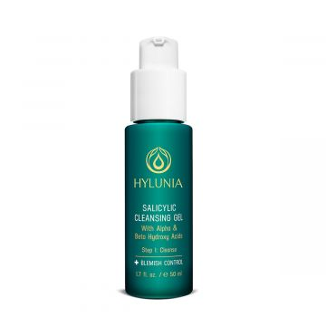 Salicylic Facial Cleansing Gel Travel Size