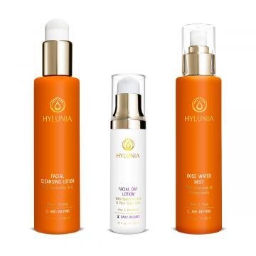 3-Step Rosacea Natural Treatment System