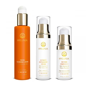 3-Step System For Dry/Sun-Damaged Skin