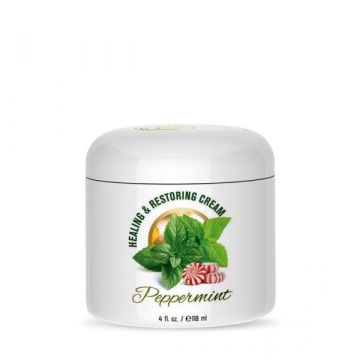Healing & Restoring Cream - Peppermint