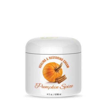 Healing & Restoring Cream - Pumpkin Spice