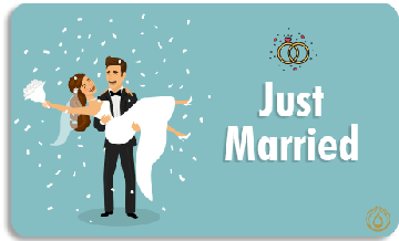 Just Married!