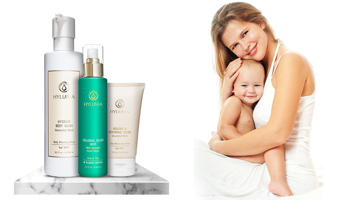 Start your motherhood journey with responsible skin care