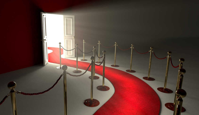 Secret room events backstage luxury lounge