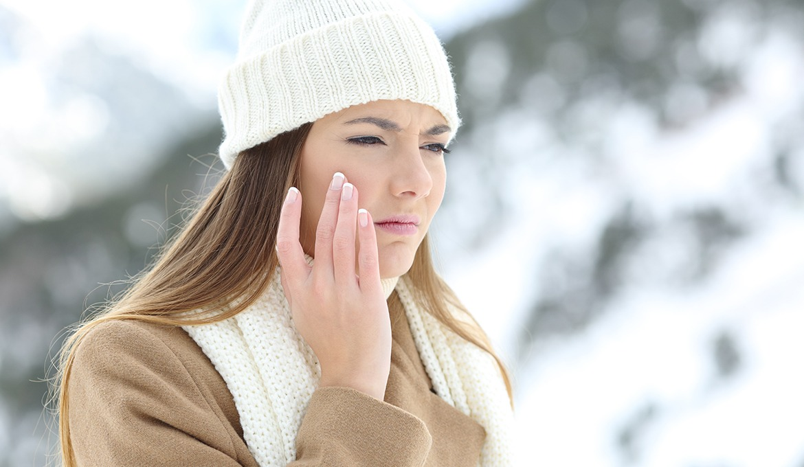 How to use moisturizers correctly to treat dry skin this winter